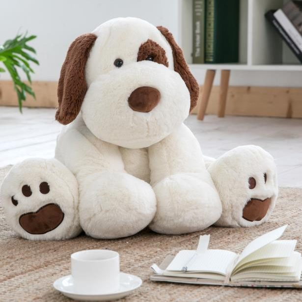dogs plush toy