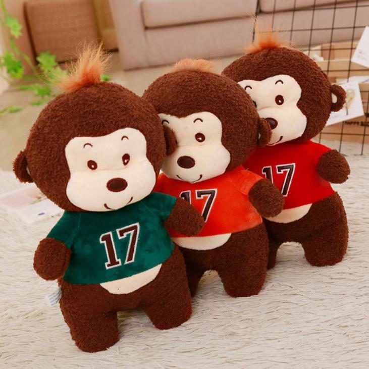Stuffed Monkey Manufacturer Custom Monkey Plush Toys Suppliers In